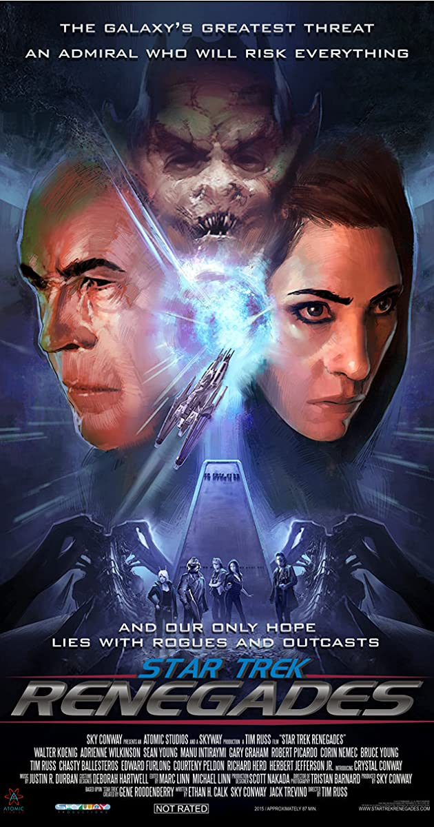 Star trek renegades на русском