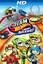 Team Hot Wheels: The Origin of Awesome!(2014)