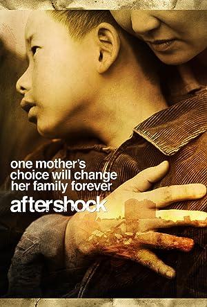 Aftershock poster