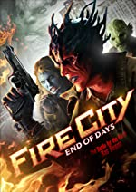Fire City End of Days(2015)