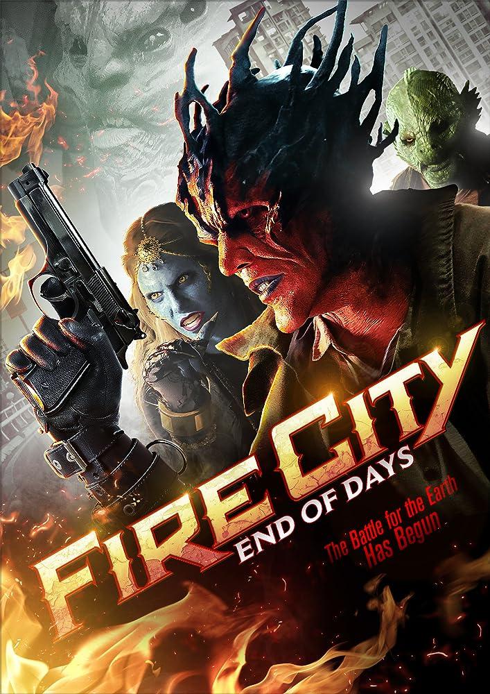 Fire City: End of Days – Oraşul Focului: Apocalipsa 2015 film online subtitrat in romana HD
