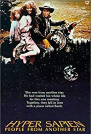 Hyper Sapien: People from Another Star (1986) Poster - Movie Forum, Cast, Reviews