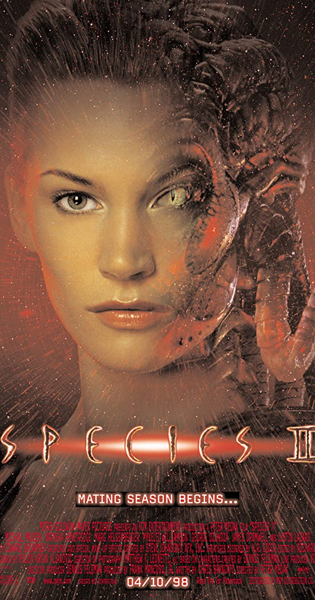 Natasha Henstridge - Species 2, Free Celeb Matrix Porn