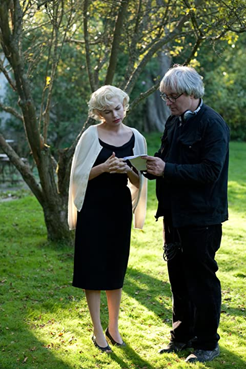 Simon Curtis and Michelle Williams in My Week with Marilyn (2011)
