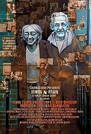 Irwin & Fran Poster