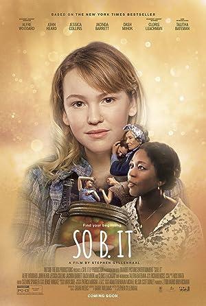 So B. It (2016)