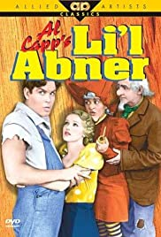 Li'l Abner (1940) Poster - Movie Forum, Cast, Reviews