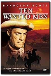 Ten Wanted Men Poster
