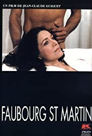 Faubourg St Martin Poster