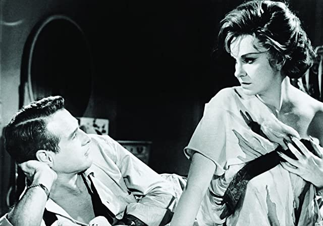 Paul Newman and Geraldine Page in Sweet Bird of Youth (1962)