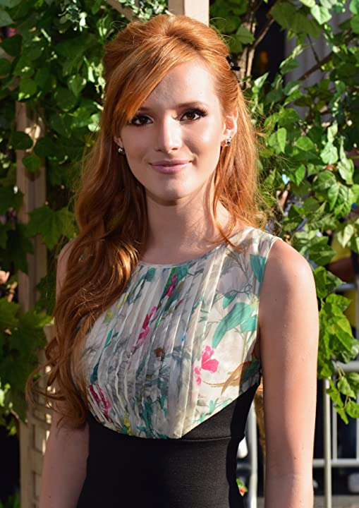 Bella Thorne at The Odd Life of Timothy Green (2012)