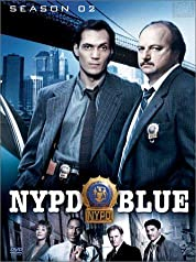NYPD Blue - Season 2 poster