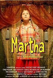 Martha Poster