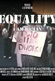 Equality, I Am Woman Poster