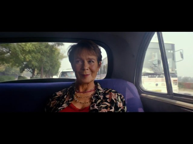 The Best Marigold Hotel Trailer