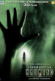 Haunted - 3D (2011) Poster - Movie Forum, Cast, Reviews