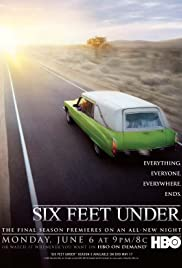 Six Feet Under Poster - TV Show Forum, Cast, Reviews