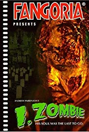 I Zombie: The Chronicles of Pain (1998) Poster - Movie Forum, Cast, Reviews