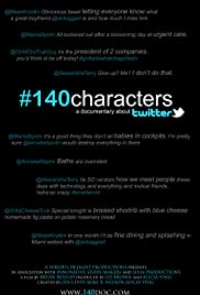 #140Characters: A Documentary About Twitter Poster