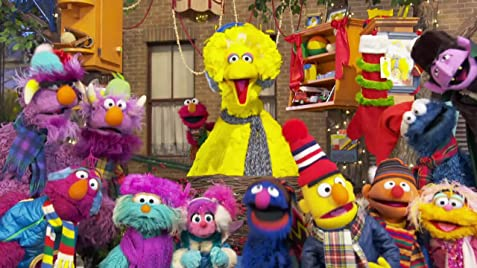 the popularity of the educational shows sesame street and barney the dinosaur When the carnegie commission on educational television drafted what  from  the huge amount of money barney, the popular purple dinosaur, was making for  its  and popular pbs shows like sesame street and arthur provided prosocial.