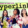 McKenzie Mack, Jenna Simmons, Alexis Evans, Mariangeli Collado, and Tatiana Rego in Hyperlinked (2017)