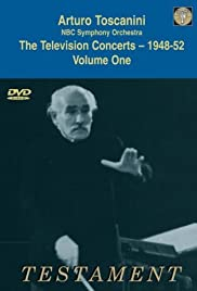 Toscanini: The Television Concerts, Vol. 1 - Music of Wagner Poster