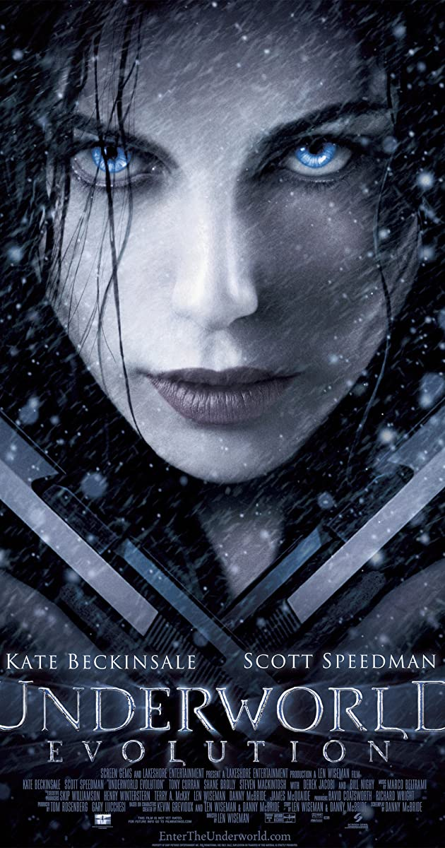 Kitas pasaulis. Evoliucija / Underworld: Evolution (2006) Online