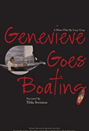 Genevieve Goes Boating Poster