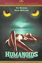 Humanoids from the Deep (1980) Poster