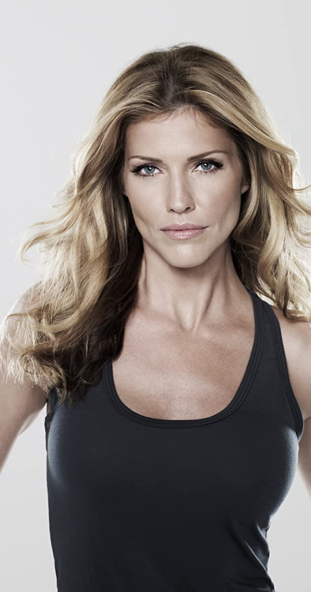 Tricia helfer imdb for The woman in number 6