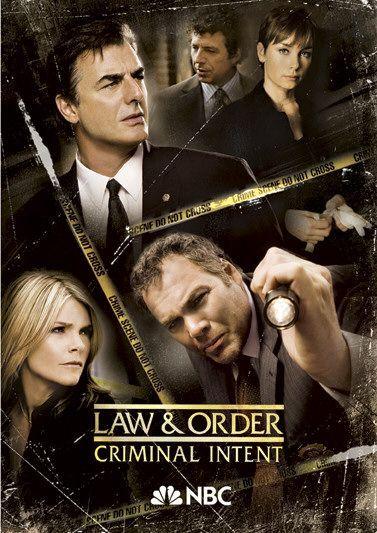 Law & Order: Criminal Intent (2001)