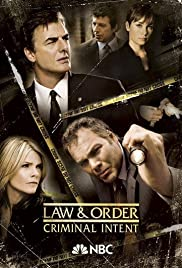 Law & Order: Criminal Intent Poster - TV Show Forum, Cast, Reviews