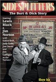 Sidesplitters: The Burt & Dick Story Poster