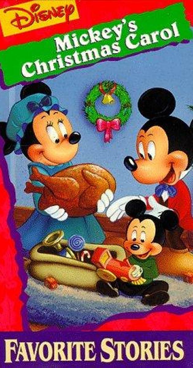 Mickey's Christmas Carol (1983) - IMDb