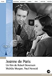 Joan of Paris (1942) Poster - Movie Forum, Cast, Reviews