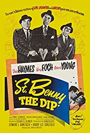 St. Benny the Dip (1951) Poster - Movie Forum, Cast, Reviews