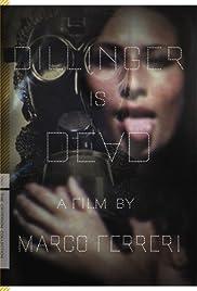 Dillinger Is Dead(1969) Poster - Movie Forum, Cast, Reviews