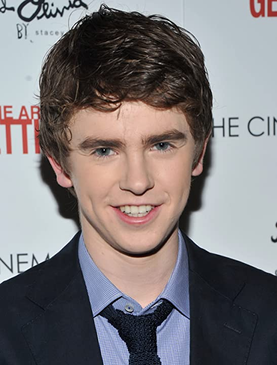 Freddie Highmore at The Art of Getting By (2011)