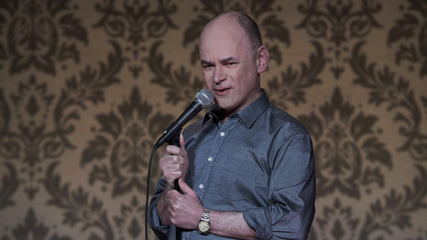 Todd Barry (Spicy Honey)