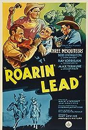 Roarin' Lead Poster
