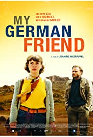 The German Friend Poster