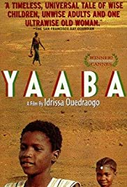 Yaaba Poster