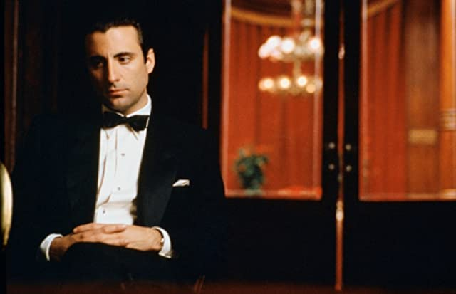 Andy Garcia in The Godfather: Part III (1990)