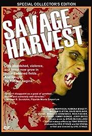 Savage Harvest(1994) Poster - Movie Forum, Cast, Reviews