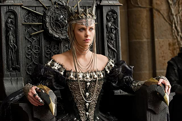 Charlize Theron in Snow White and the Huntsman (2012)