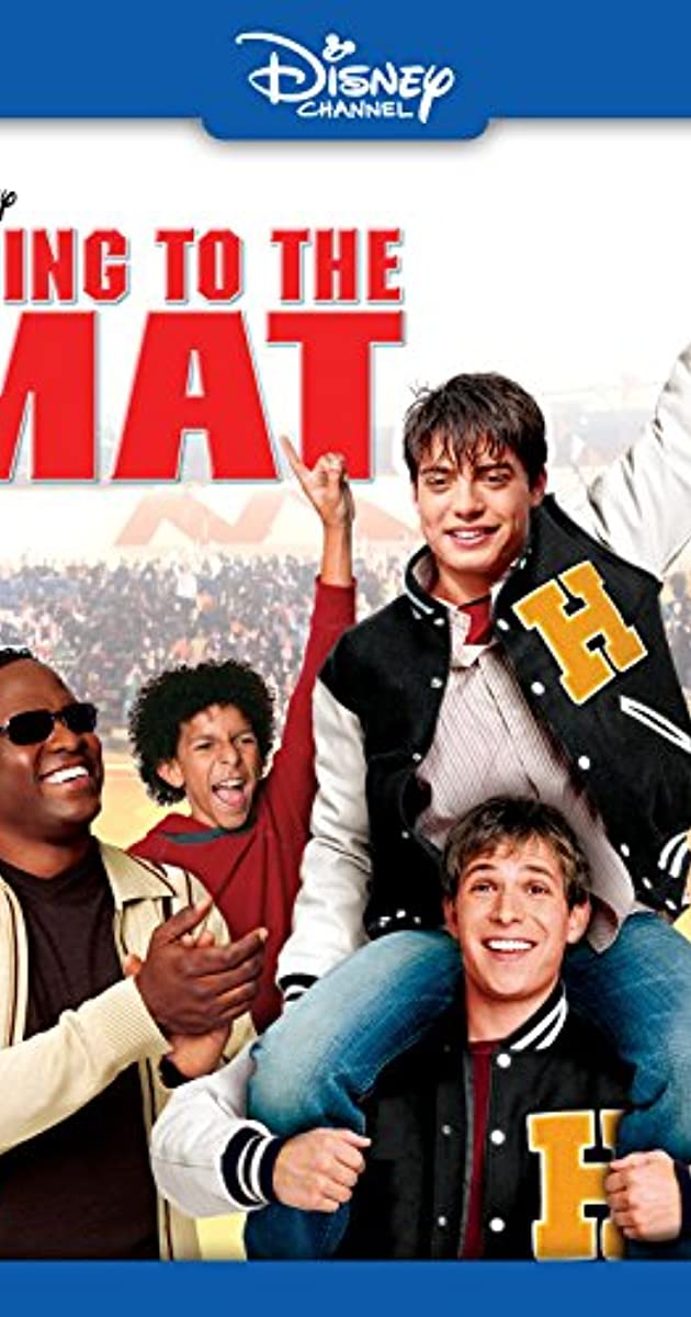 Going To The Mat Tv Movie 2004 Imdb