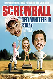 Screwball: The Ted Whitfield Story Poster