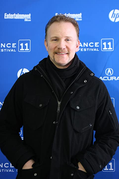 Morgan Spurlock at The Greatest Movie Ever Sold (2011)