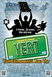 YERT: Your Environmental Road Trip Poster