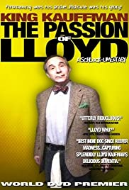 King Kaufman: The Passion of Lloyd Poster